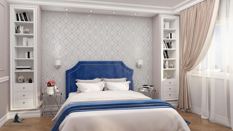 Sypialnia 1 Samira