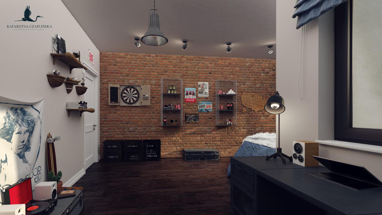 Pokój Nastolatka 1