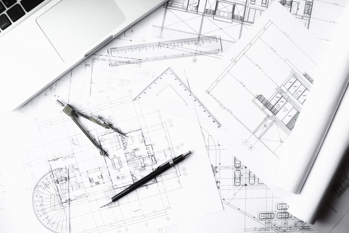 Plany architektoniczne_pomn