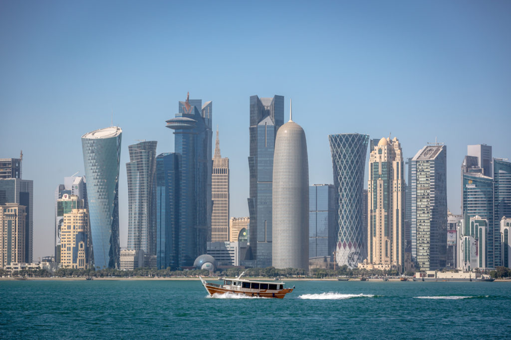 Dhow Cruising Doha