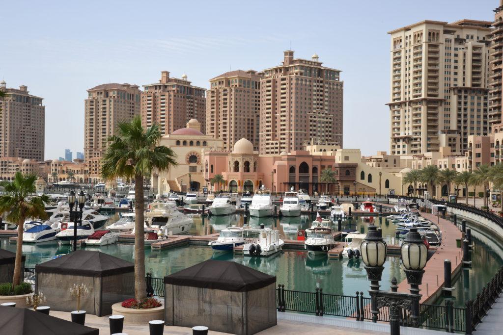The Pearl Qatar Doha